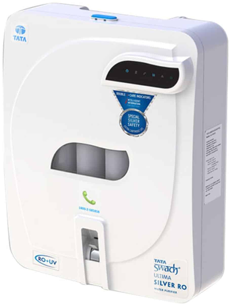 Tata Swach Ultima Silver 7 L RO + UV Electric Electric Water Purifier