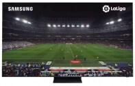 Samsung grabó el Real Madrid – FC. Barcelona en 8K