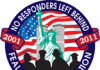 Feal Good Foundation logo for No First Responders Left Behind