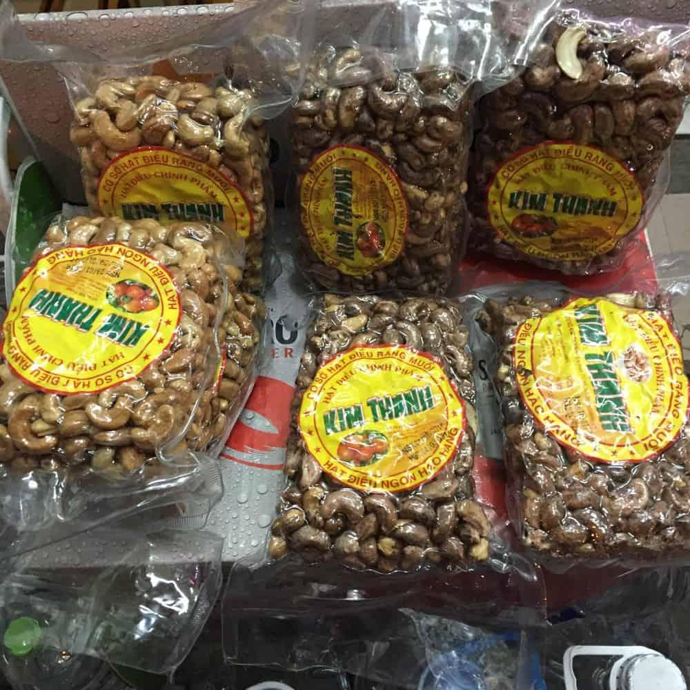 Cashew nuts in Vietnam