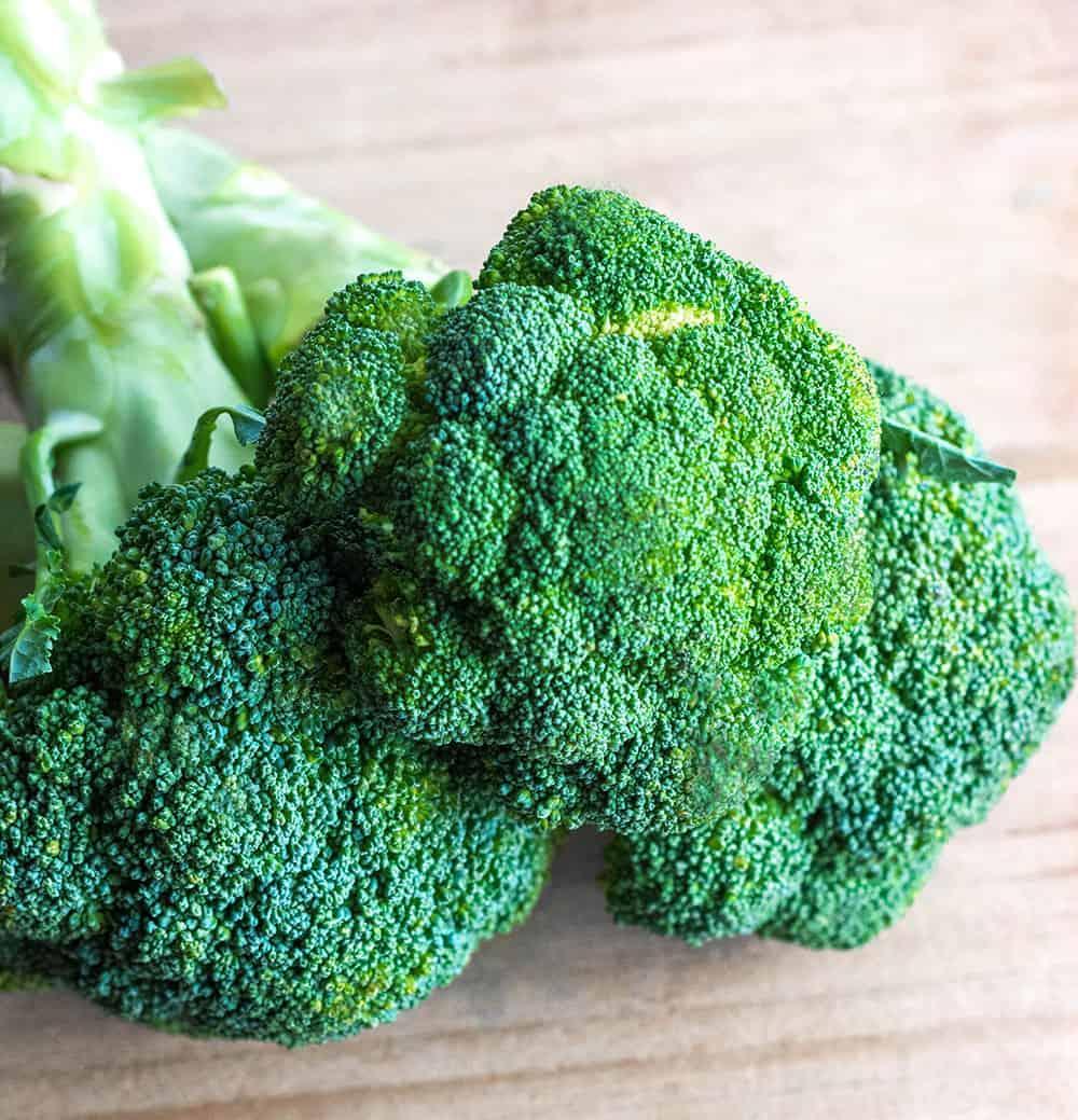Broccoli for Broccoli Hummus