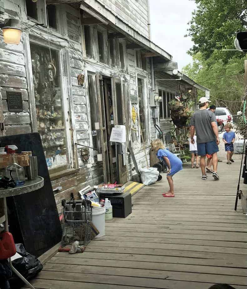 Whidden's Marina in Boca Grande is a historic marina that is fun to visit. (Photo: Bonnie Gross)