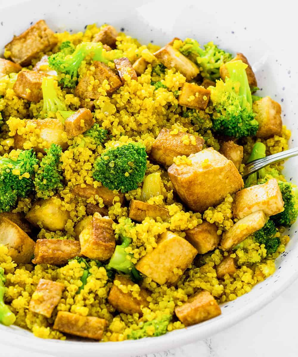 Broccoli Quinoa Recipes