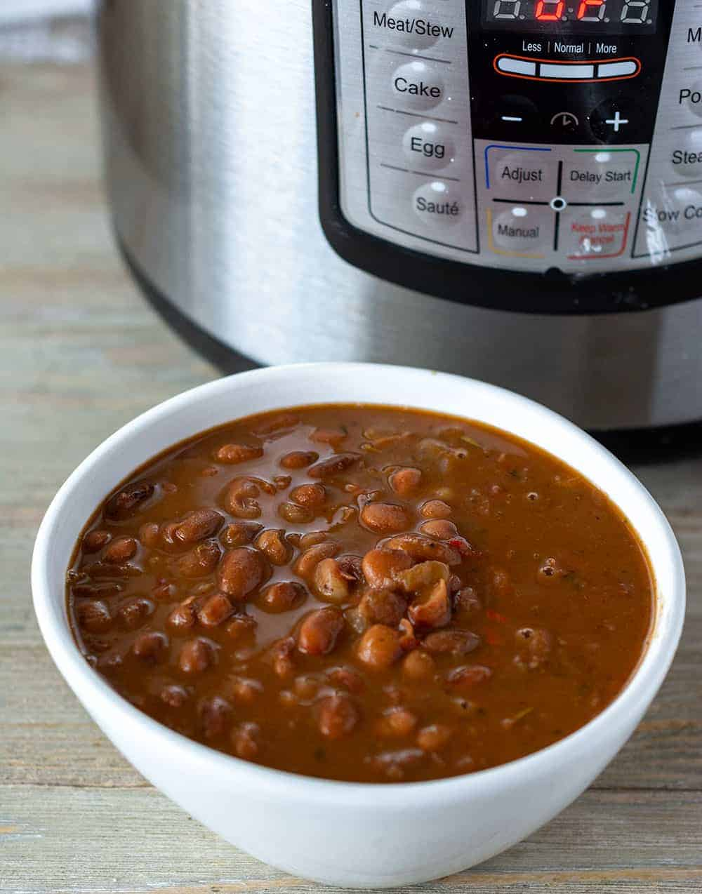 How To Cook Pinto Beans In An Instant Pot