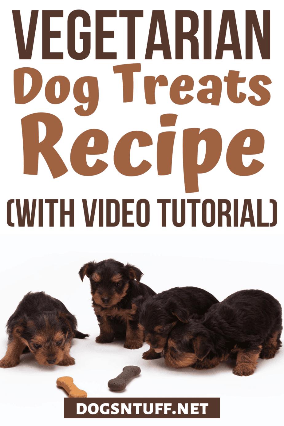 Tasty Hypoallergenic Dog Treats Ingredients