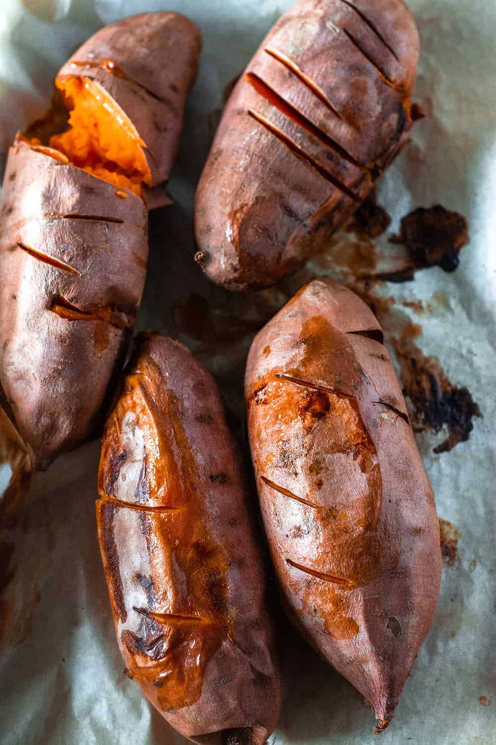 How To Cook Sweet Potatoes