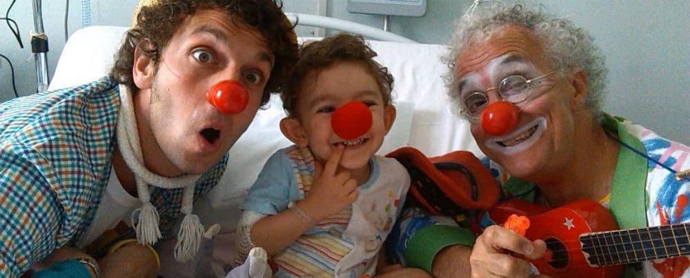 Clownterapia aiuti gli altri, ti diverti e stai meglio