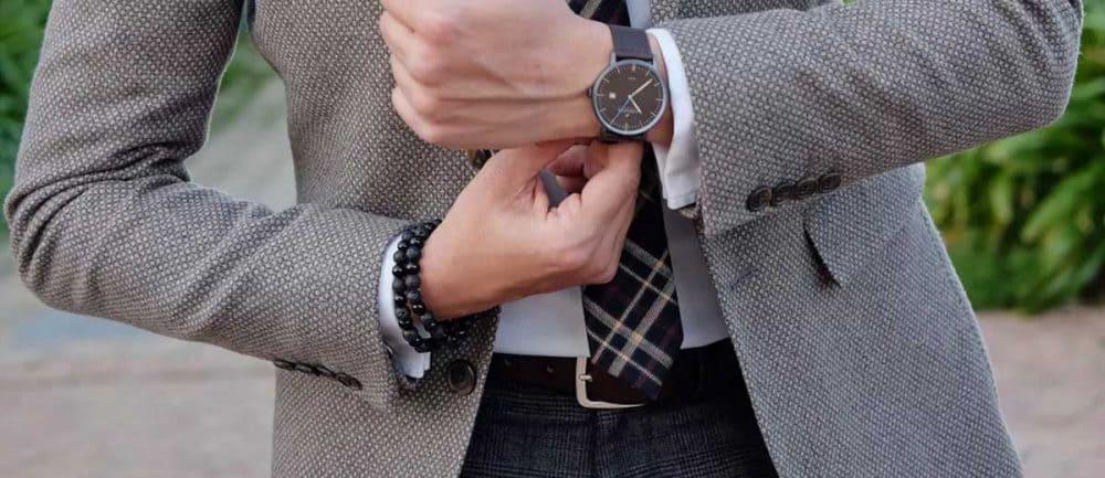 Laat een heren armband niet ontbreken