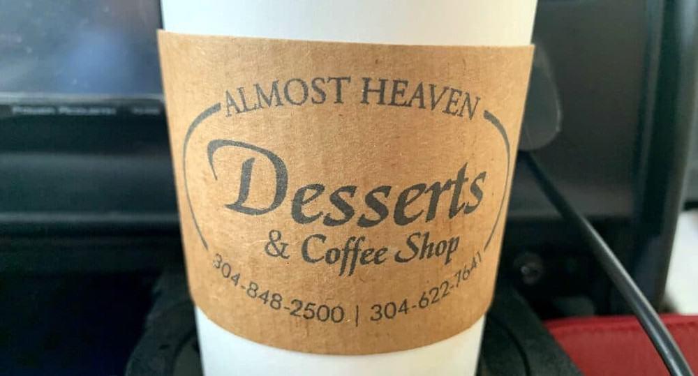 almost heaven desserts coffee