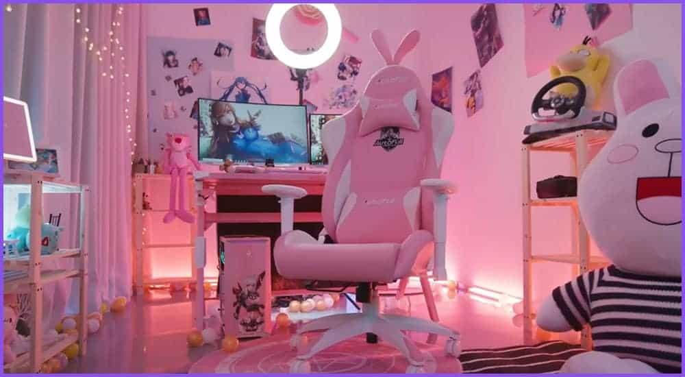 Die besten Rosa Gaming-Stühle