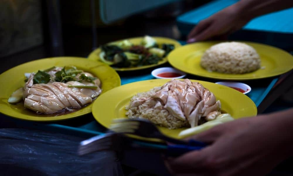 hawker food singapore when bored