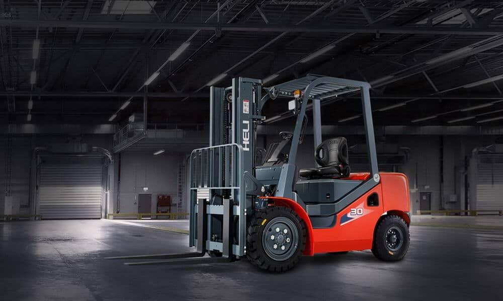 Diamond Forklifts Finance Blog Post