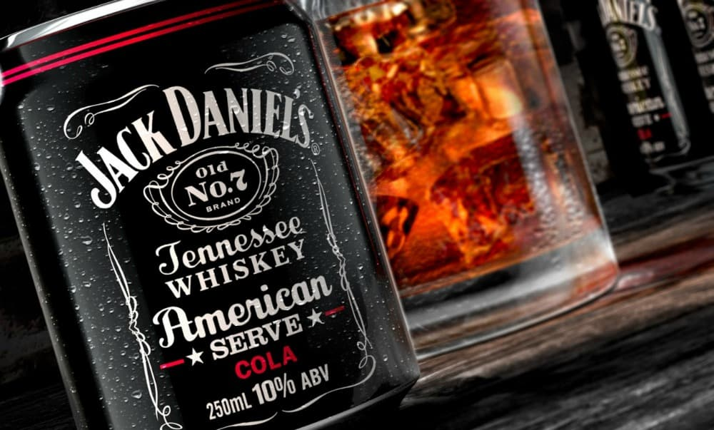Jack Daniel's RTD Australia