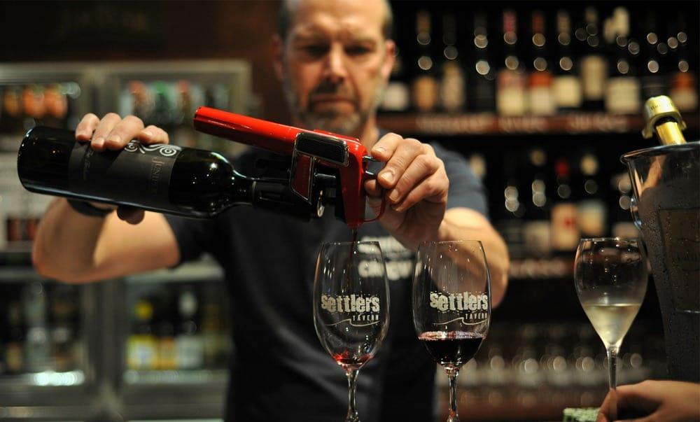 Settlers Tavern; Australia's Wine List of the Year