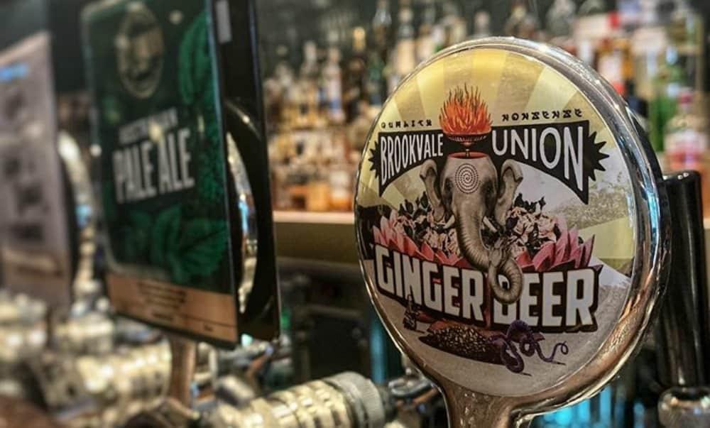 Brookvale Union Ginger Beer