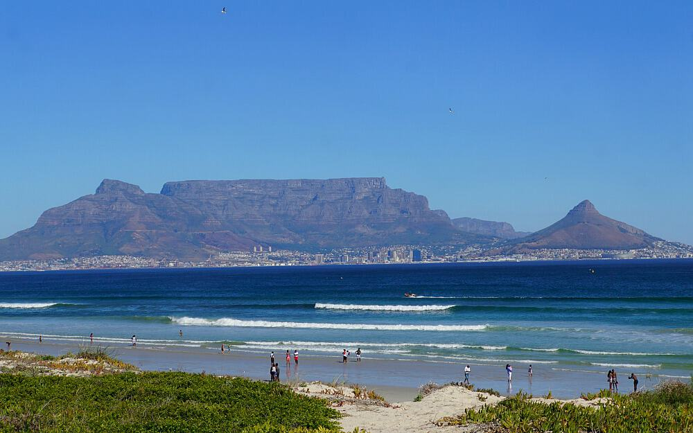Table Mountain Cape Town Hikes