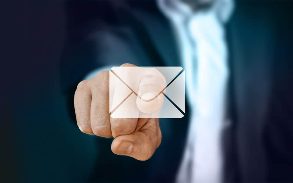 email list app