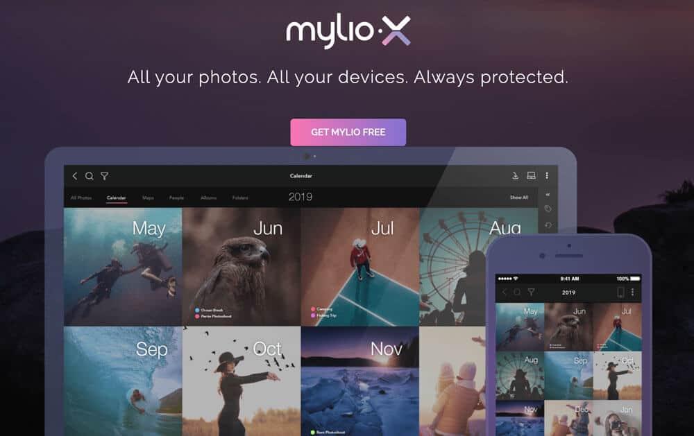 Mylio photo organizer