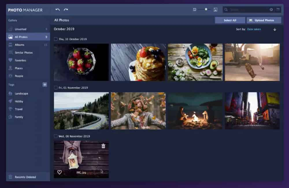 edit images with Movavi