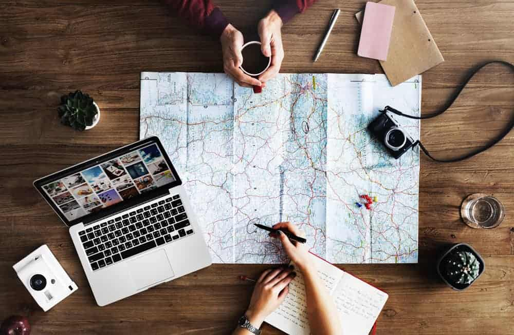 plan your adventure photography