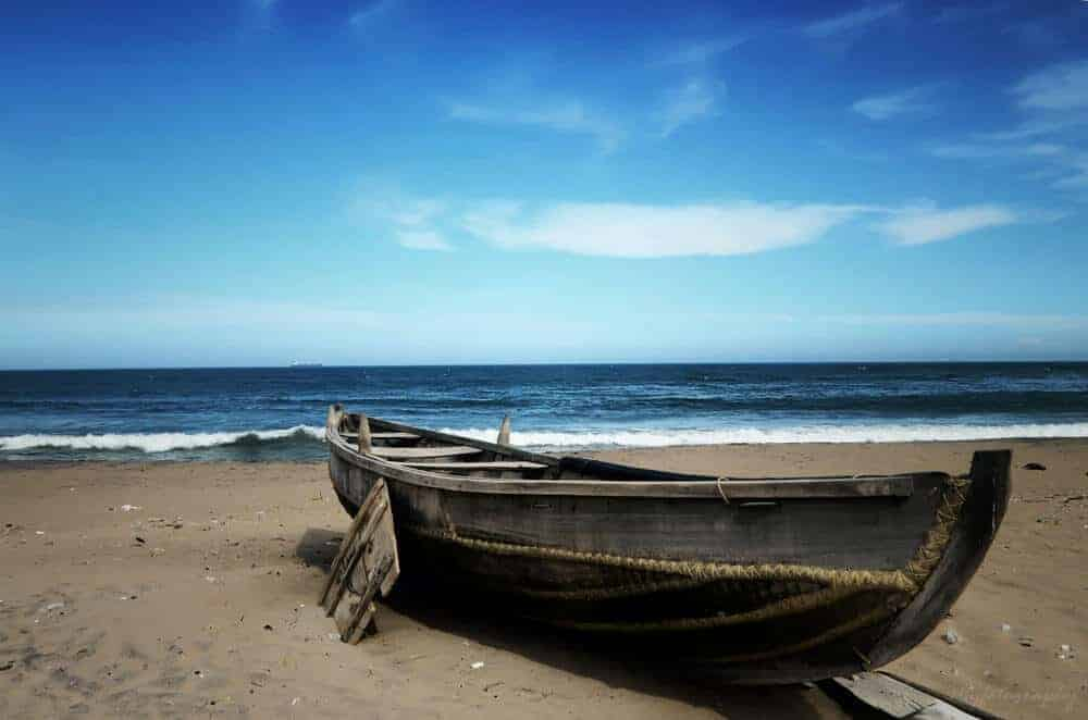 Boat, Portrait vs Landscape