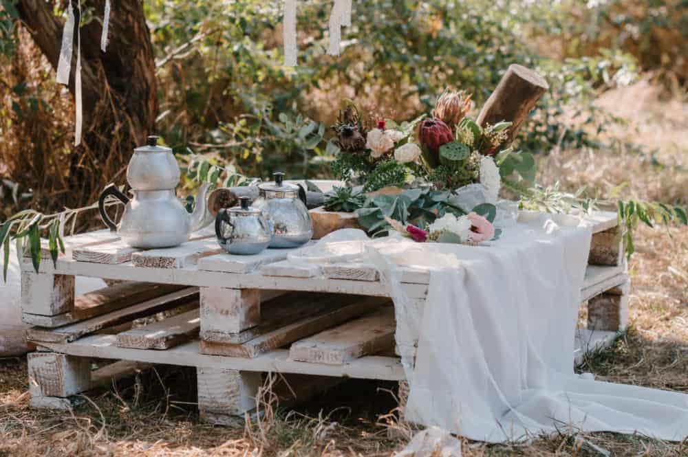 Hochzeitslocation finden Was man aus Euro-Paletten alles machen kann