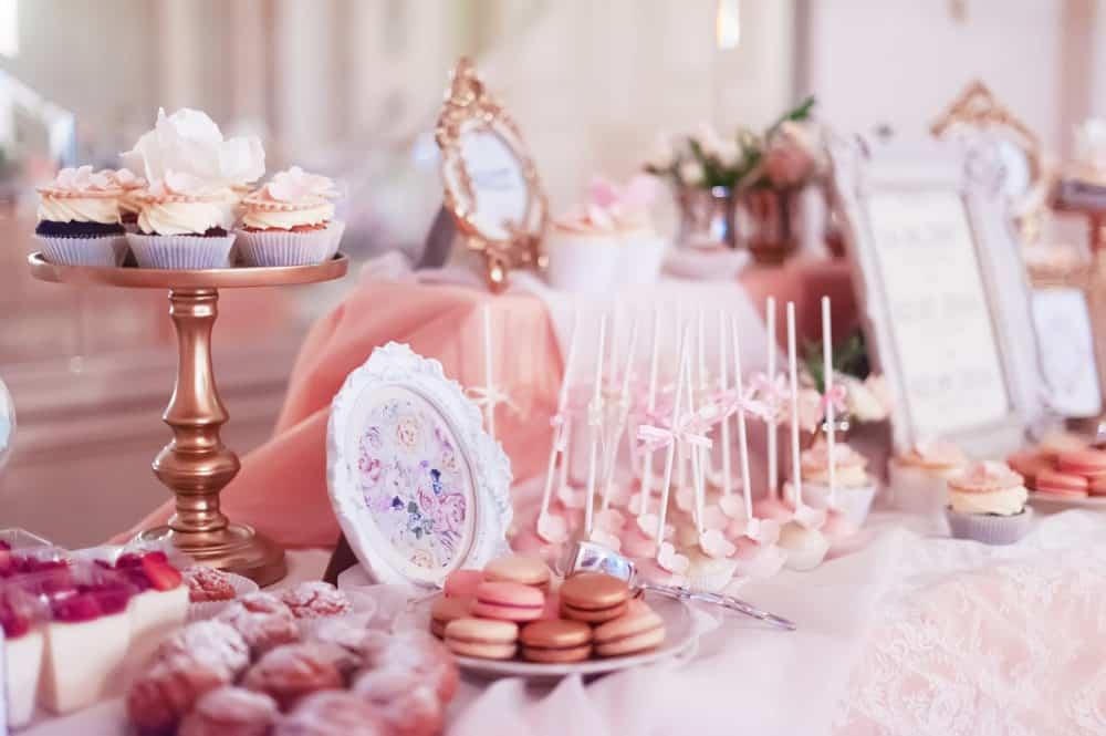 Unterhaltung Hochzeit  Eine Candy Bar ist für jeden Gast ein Highlight