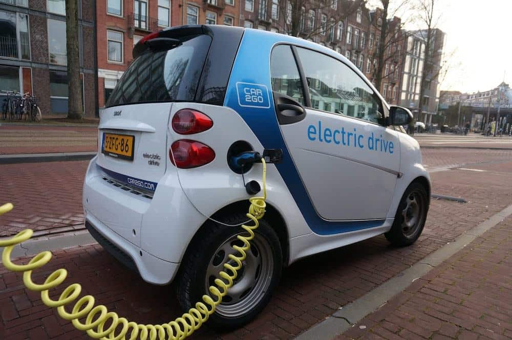 Environmental Benefits Of Electric Cars The Top Six All Electric Vehicles