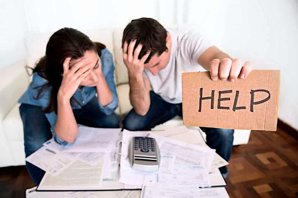Couple That Needs Insurance Claim Help