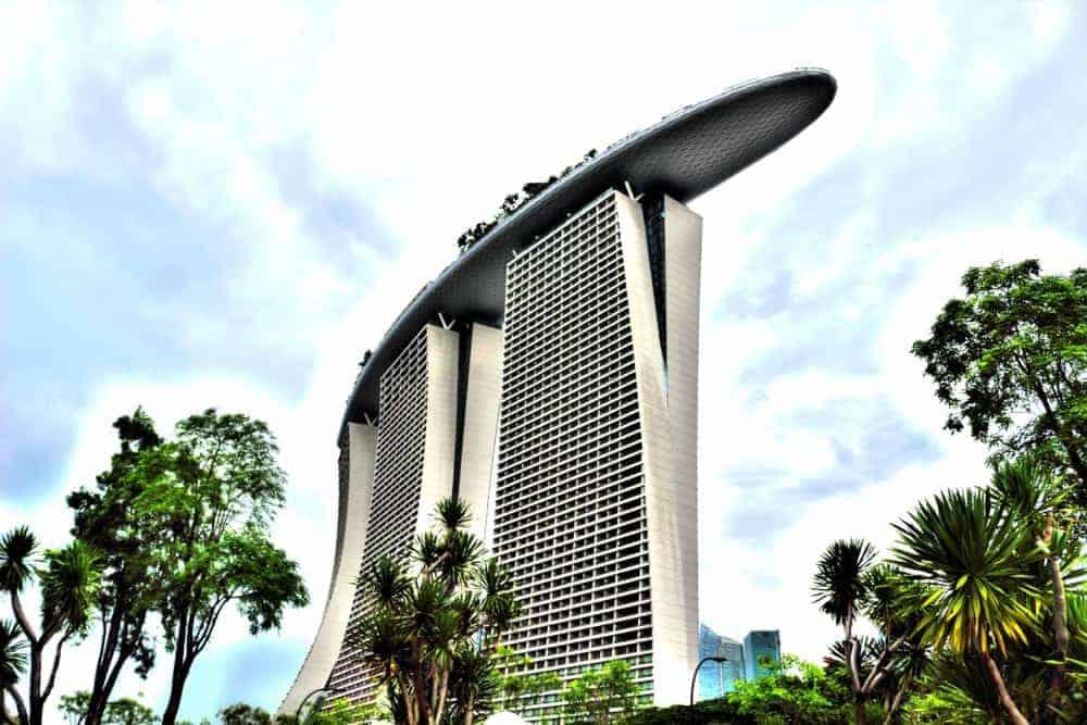 Hotel Marina Bay Sands in Singapore