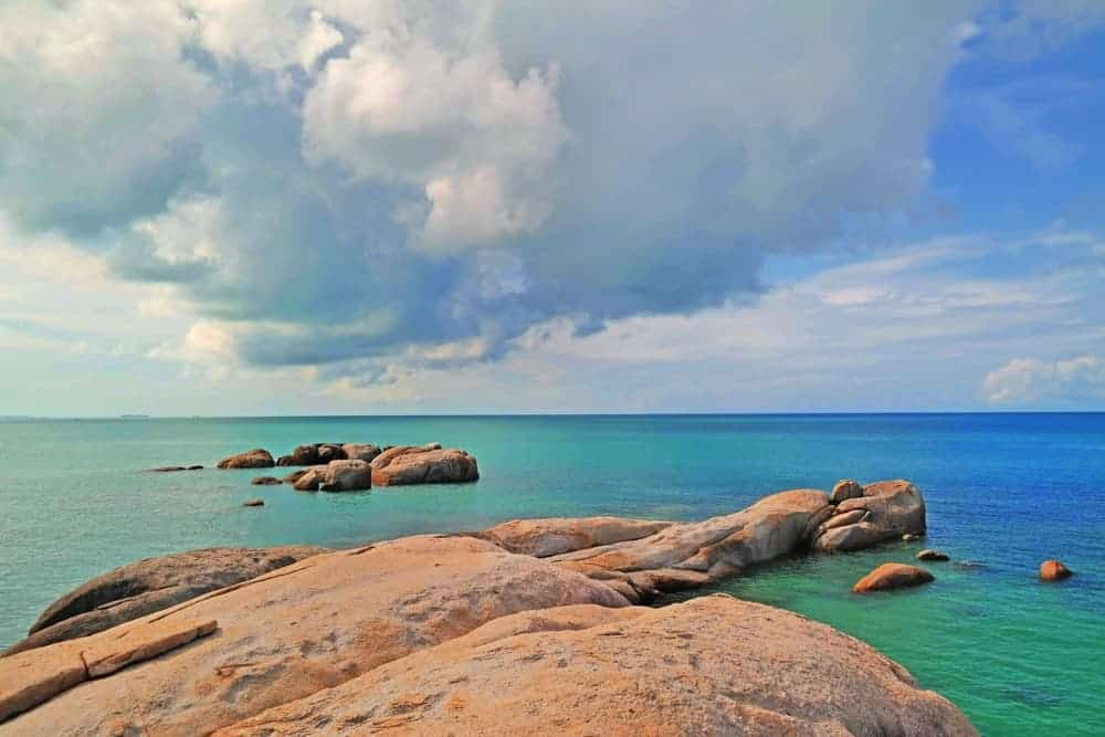 Belitung by Mar from Singapore n Beyond