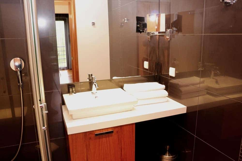 Bathroom at GMP Clubhotelc