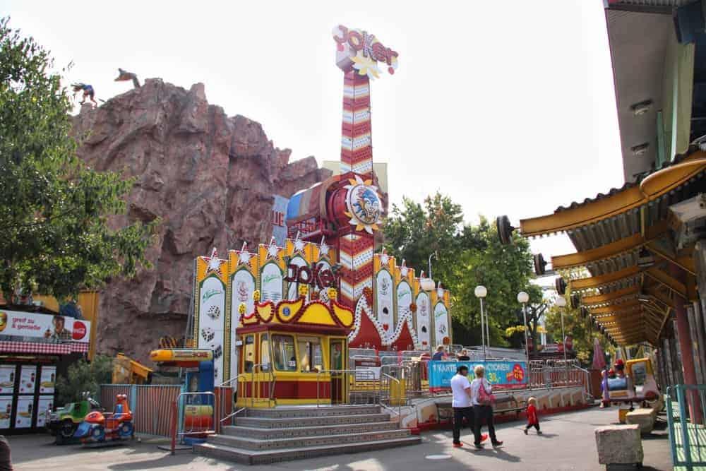Amusement Park Vienna