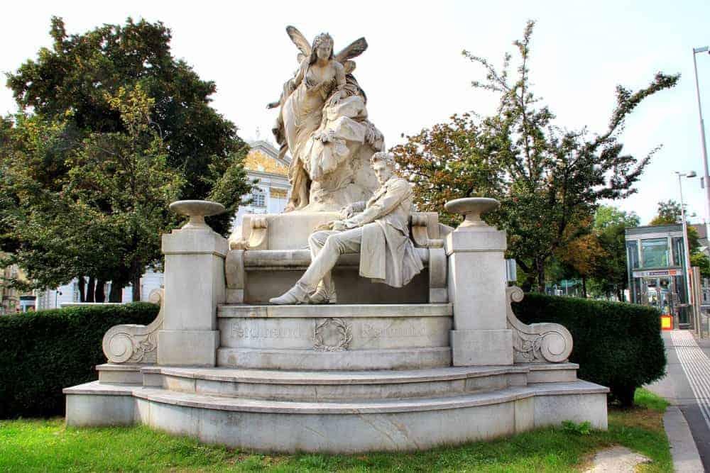 Monument in Vienna
