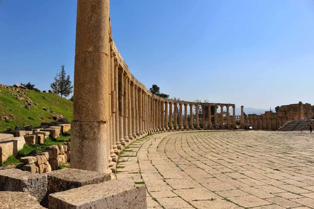 Jordaninteresting facts: Amman doesn't have an east or west side