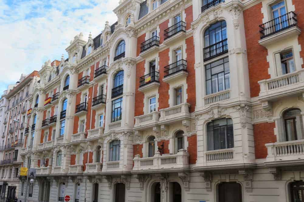 Interesting facts about Madrid Spain: Madrid is very old