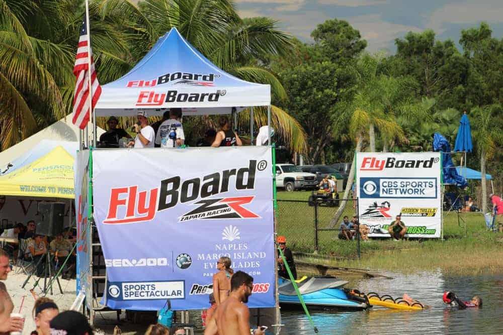 flyboard world cup naples florida zapata racing pro watercross