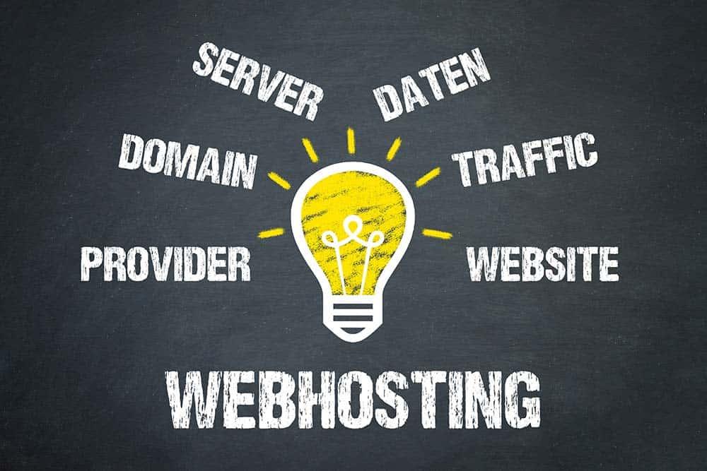 Domain-Hosting