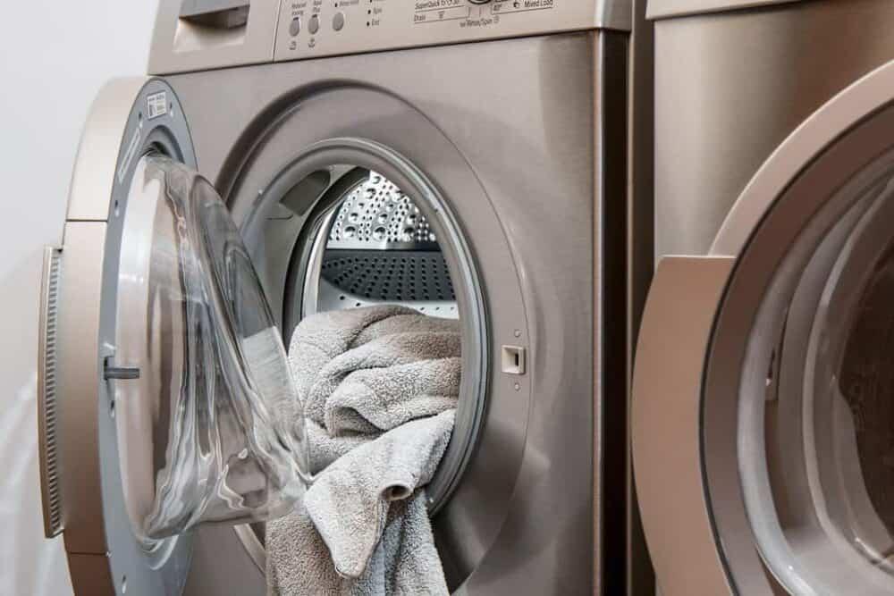 Washing machine. Steve buissinne from pixabay