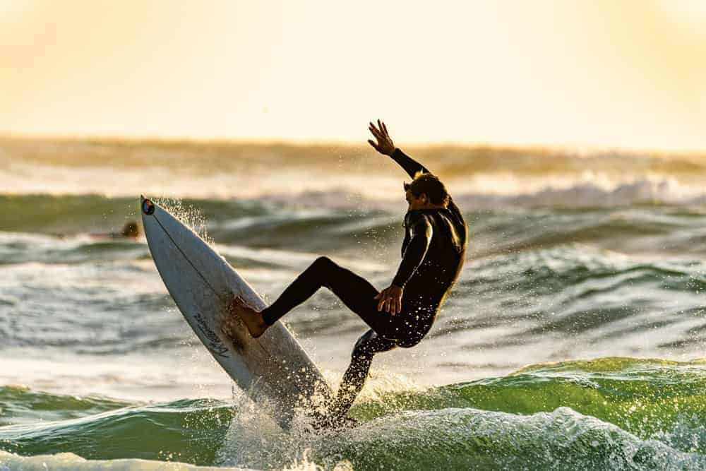 surf photography with telephoto lens