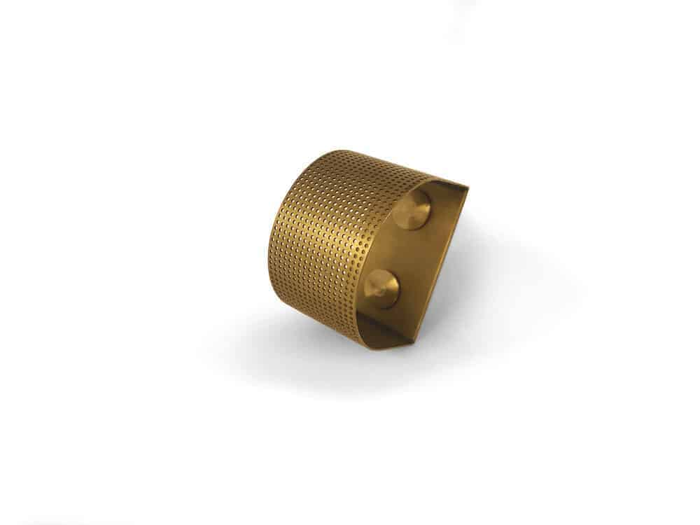 ring_brass_punched_NYCxDESIGN 2020 Award Winner