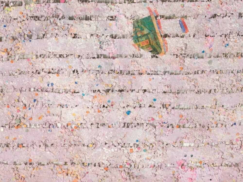 Howardena Pindell Art