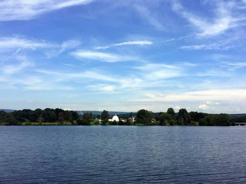 shawnee state park lake