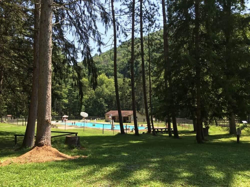 hyner run state park pool