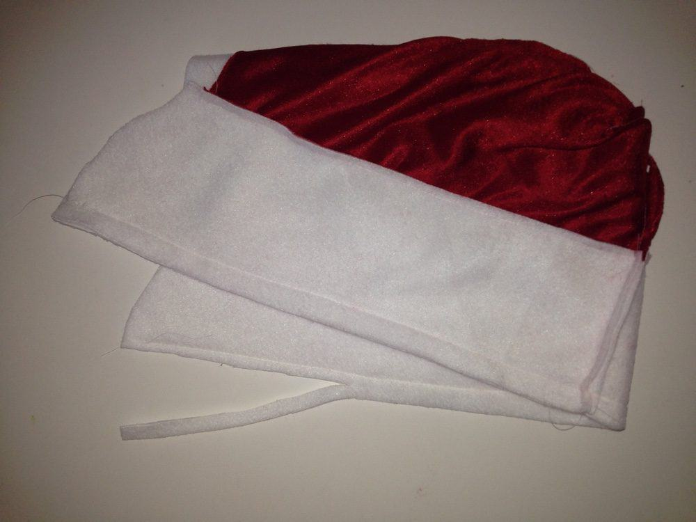 The Tailoress PDF Sewing Patterns - Santa Cape Tutorial