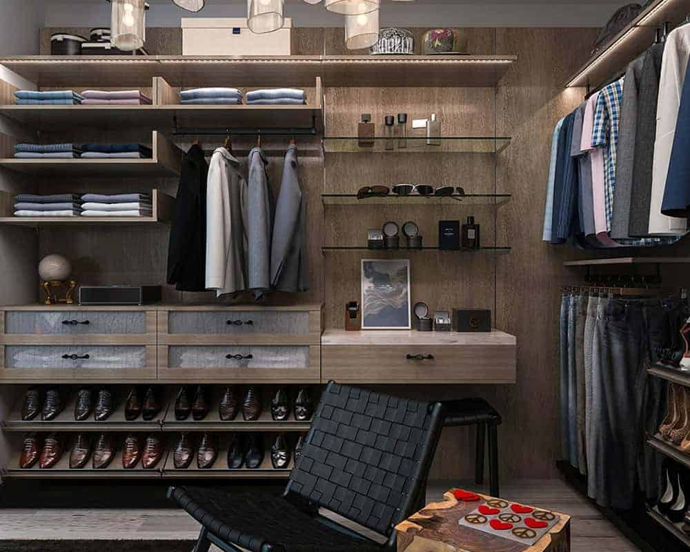 Closet Talk: Shrink The Body and Contents of the Closet