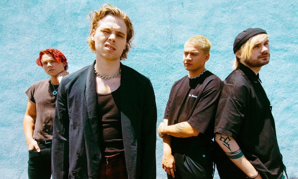 5 Seconds of Summer © Andy DeLuca