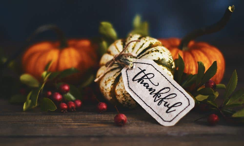 Cultivating Gratitude May Be the Answer to the Challenges of the Season