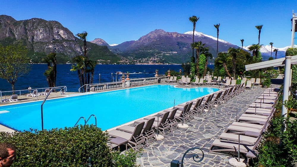 Backpacking Travel Around Europe By Train Itinerary For 2 Weeks - Bellagio