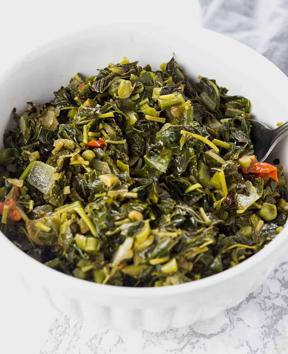 Image result for callaloo